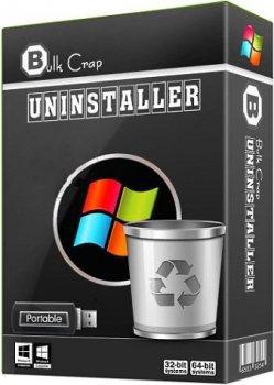 Bulk Crap Uninstaller 5.1 (2021) PC   + Portable
