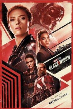 Чёрная Вдова / Black Widow (2021) WEB-DL-HEVC 2160p | 4K | HDR | Dolby Vision Profile 8 | D, P | Line