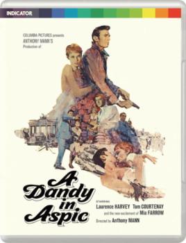 Денди в желе / A Dandy in Aspic (1968) BDRip-AVC от msltel   P