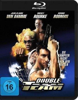 Колония / Double Team (1997) BDRip 720p | D, P, A, L | GER Transfer