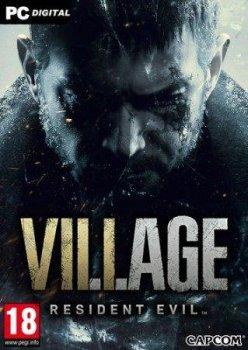 Resident Evil Village: Deluxe Edition [build 6587890 + DLCs] (2021) PC | Portable от Canek77