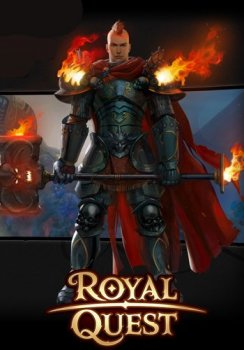 Royal Quest: Эпоха мифов [1.2.096] (2012) PC | Online-only