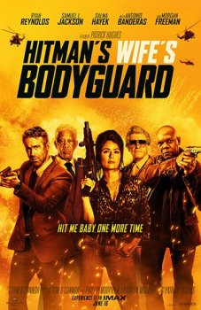 Телохранитель жены киллера / Hitman's Wife's Bodyguard (2021) WEBRip от Portablius | L