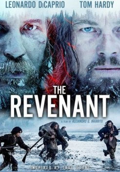 Выживший / The Revenant (2015) HDRip   КПК   D, А   Open Matte